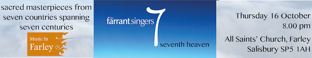 farrant singers header